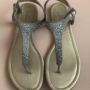 ✨Gorgeous Blingy Bandolino Sandals
